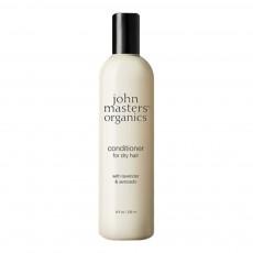 존 마스터스 오가닉, 컨디셔너 for Dry Hair with 라벤더 & 아보카도, 8 fl oz (236 ml)