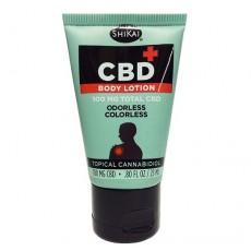 시카이, CBD 바디로션 [소용량], 0.8 oz (25 ml)
